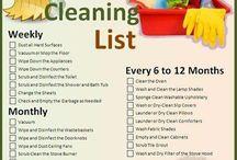 Tisztítás CLEAN