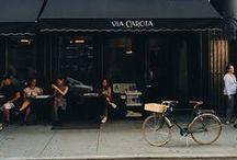 West Village / A neighborhood in New York City