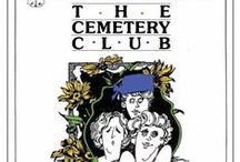The Cemetery Club / A Dramatic Comedy by Ivan Menchell. Directed by: Ginger Scott  Performance Dates: March 4, 5, 10, 11, 12, 13, 17, 18, 19, 2016  Photos courtesy of Paul Budge Photography  Cast: Janet Summers, Jo-Ann Jones, Judy Radek, Don Walker and Lizz Tucker