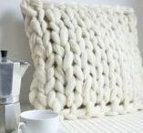 Knit & Crochet Hygge Home Decor / Home decor crochet patterns inspired by my love of minimalist but cosy Scandinavian interiors. If you would like me to make your own bespoke piece then get in touch at https://www.kingandeye.co.uk/lets-talk.html