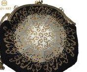 Taja-Art - torebki / Ręcznie robione torebki ze szklanych koralików Toho.