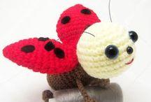 Crochet bugs