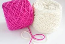 Knitworthy Yarns from Tangled Yarn / Knitting yarns that we simply love! We regularly update and change this board according to what new yarns have arrived!