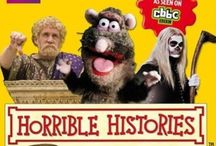 horrible histories / Horrible Histories is an award-winning British children's television series aimed at 6-12 year olds based on the Terry Deary book series of the same name.