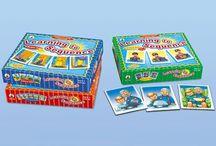 Sekvenskort / Sekvenskort för övning