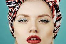 Foulards & Turbans / Petite sélection de foulards & turbans mode faciles à porter pendant votre chimio, tout droit sortis des magazines mais aussi de nos collections.