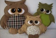 Owls / by Cristina Pallas