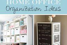 Organising & Cleaning etc