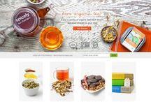 Grocery Web Design Inspiration / Inspiration for a grocery ecommerce website design