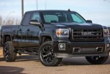 Custom GMC Trucks / This is a board dedicated to the fantastic work of our very own Davis Customs team on GMC Sierra trucks. Here you will find brand new trucks that have been lifted and lowered among other modifications.