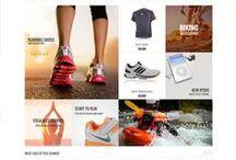 ECommerce Web Design Inspiration