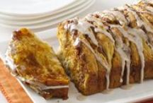 Breads & muffins / Bread & muffin recipes