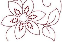 Coloring - Flower/Plants/Trees / by jane kwiecinski