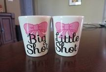 shot glasses / by Sheri Snook