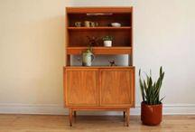 Midcentury modern <3 / Lusting after midcentury modern & mm-inspired furniture