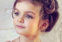 Peinados / Peinados  de niña y mujer