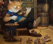 Art - Alexander Maskaev / Artiste Russe né en 1959