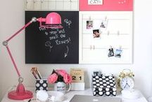 """Rooms for Teens and Tweens / Time marches on, and your babies get bigger! When it's time to makeover your kid's room and move them into a more grown-up and cool space, check out these creative and inspiring rooms for older girls and boys. (And unlike when you """"did up"""" their nursery, remember to ask for their input this time.)"""