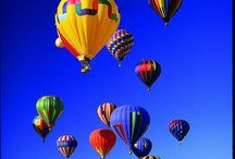 Hot Air Balloons / by Yousef Al Mulla