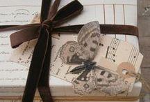 """C  Cadeau / """" ♪..Et quand on fait le total de l'amour ...c'est cadeau, c'est cadeau ...♪ """"  Marie Lafôret"""