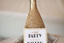 Champagne Bday / Birthday Party