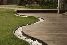 OUTSIDE~Wood Decking