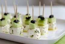Party- Rezepte/ Fingerfood