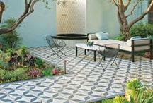 OUTSIDE~Courtyard Seating