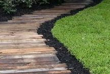 OUTSIDE~Garden Paths, How To
