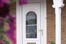 uPVC Doors / Low maintenance and secure uPVC doors by Reddish Joinery.
