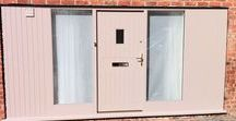 Bespoke Doors / Customised Timber and uPVC doors by Reddish Joinery.