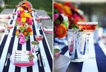 Wedding- Retro/Bright/Neon/Flamingo Theme / by Cheese Burger