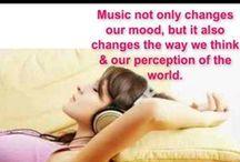 I love music! <3 / by Bailey Vitek