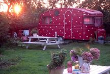 Living in a travel trailer... / by Follow Me Farm