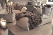 Cozy chairs / I could lay here forever!
