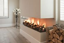 Fireplaces <3 / Warm and cozy