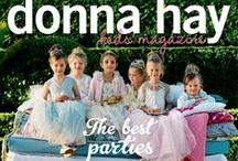 Donna Hay Parties / Party inspiration from Donna Hay