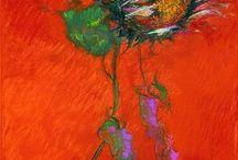 Arte para mis paredes / Lo que me gusta en pintura y dibujo / by Antonio Castro Solano