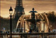 Paris!! / by My name is Jacqueline Roseboom