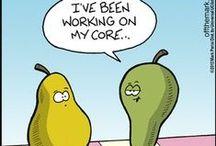 A Little Pilates Humor