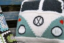 Dub Luv / VW Camper and Beetle craft things, some ours and some others, sharing the DubLuv.