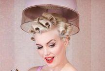 Vintage Hair Salon / by My name is Jacqueline Roseboom