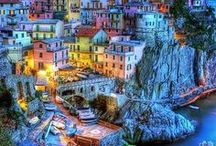 Italy holiday - Florence & Cinque Terre
