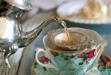 Tea Time / Tea Cup Obsession / by Barbara Martin