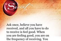 The secrets - law of attraction / Practice makes your dreams come true