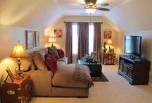 Interior Bonus Room