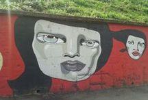 Street Art / Il Quadraro e la Rivoluzione del Museo di Urban Art di Roma - M.U.Ro. Il Progetto di David Diavù Vecchiato ha dato nuova vitalità artistica al quartiere.