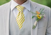 Grooms who know all about style