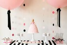 Barbie Party / Barbie doll party theme
