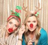 HO HO HOLIDAY BOOTH / Christmas or holiday photo booth